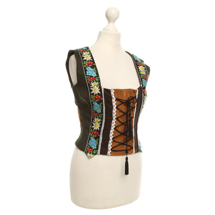 Dolce & Gabbana Garment vest in green