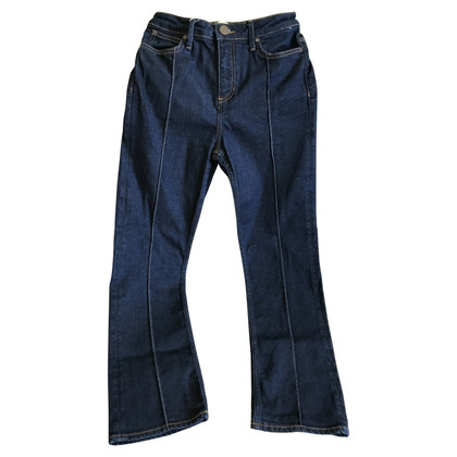 Sandro Blue high waist jeans