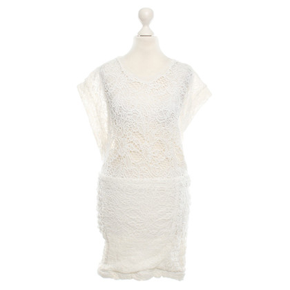 Iro Dress with Lace