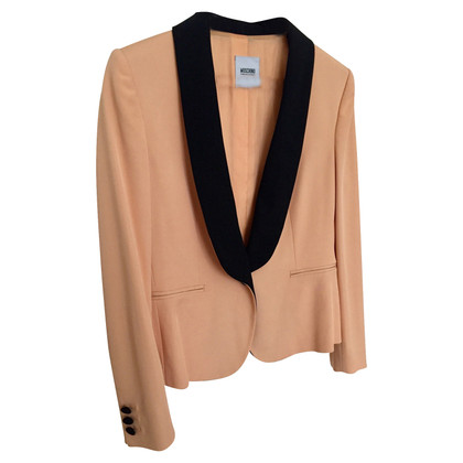 Moschino Cheap and Chic Blazer mit Schalkragen