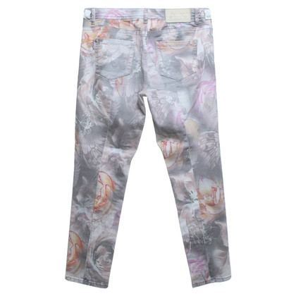 Marc Cain Jeans con stampa floreale