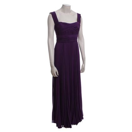 Elie Saab Abendkleid in Violett