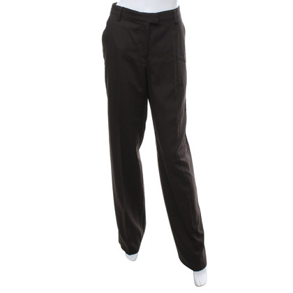 Armani Jeans trousers in brown