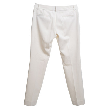 Moschino Love trousers in cream