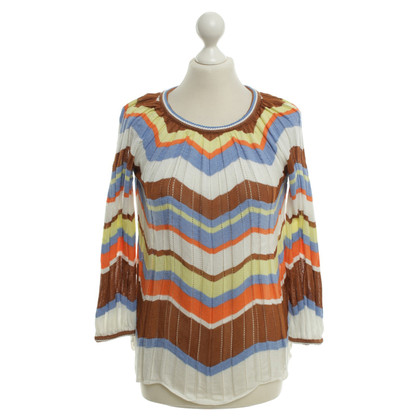 Missoni Jumper streeppatroon