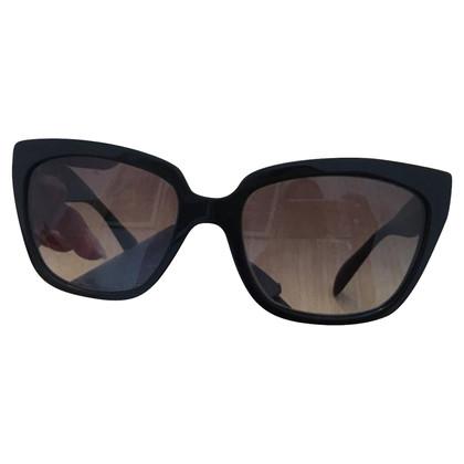 Prada Occhiali da sole neri Prada classico