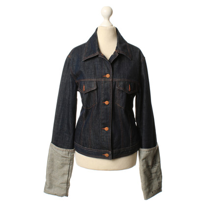 Jean Paul Gaultier  Denim jacket in blue