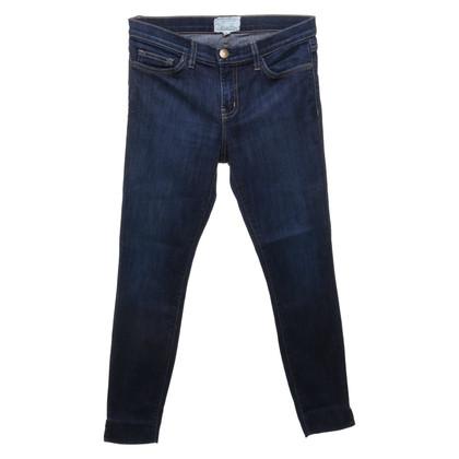 Current Elliott Skinny blauwe spijkerbroek