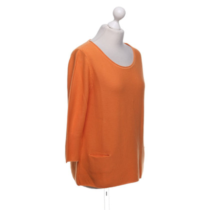 Cinque Sweater in orange