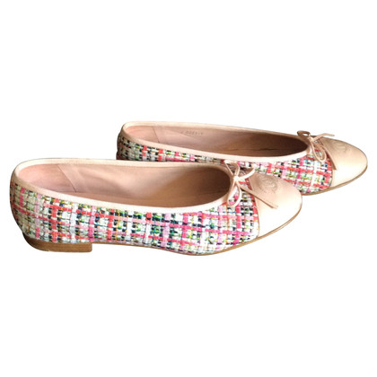 Chanel Ballerinas in multicolor