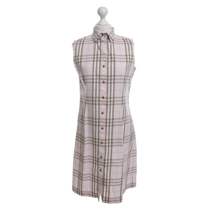 Burberry Plaid blouses dress