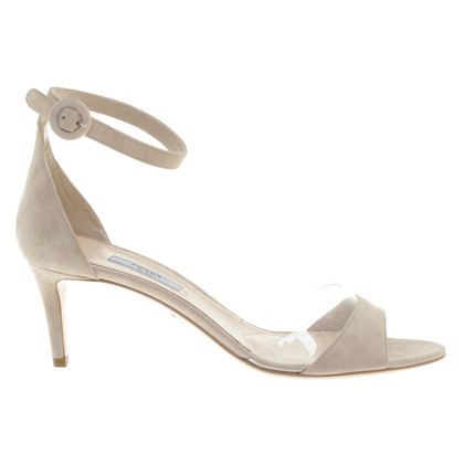Prada Sandals in Beige