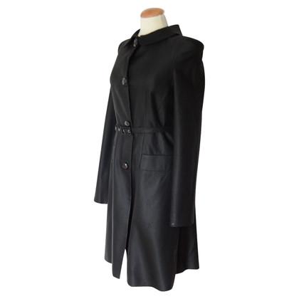 Roberto Cavalli Ausgestellter Mantel mit Gürtel