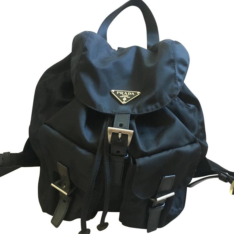 670d2a7959 ... uk prada backpack in black 95388 3f99a clearance ...