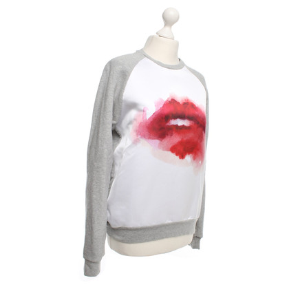 MSGM Sweater with graphic print