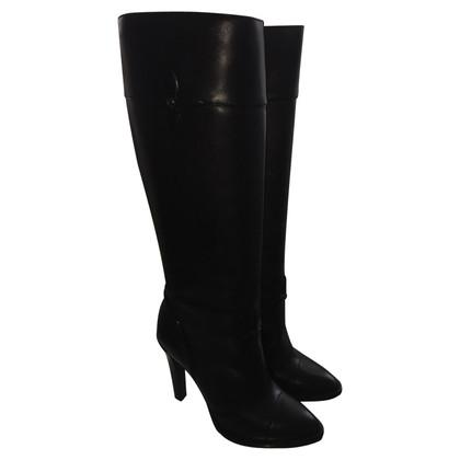 Louis Vuitton Laarzen in zwart