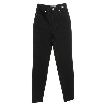 Versace Jeans avec fines rayures