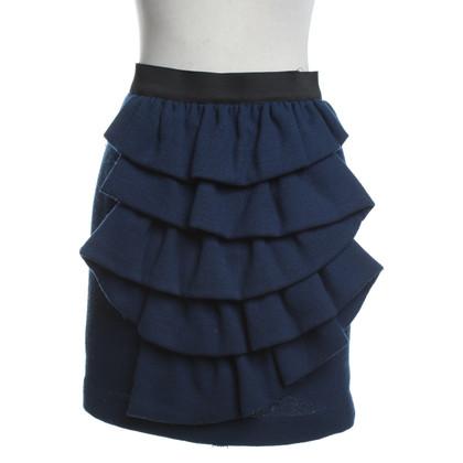 3.1 Phillip Lim Pencil skirt in blue