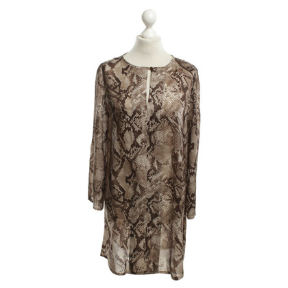 Bogner Dress with pattern
