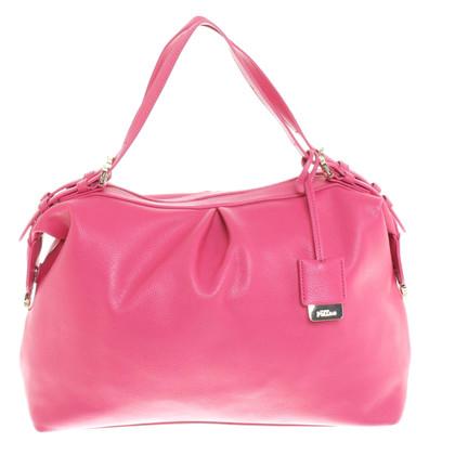 Pollini Handtas in Pink