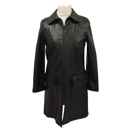 Saint Laurent Black trench coat