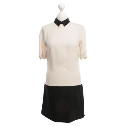 Victoria Beckham Dress in Black / Cream