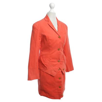Vivienne Westwood Costume in orange