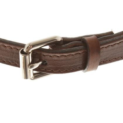 Ermanno Scervino Belt in brown