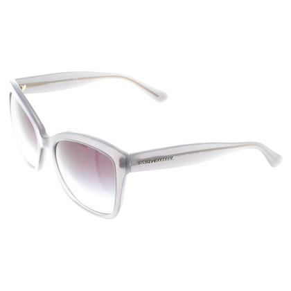 Dolce & Gabbana Sunglasses in transparent grey