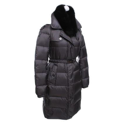 Burberry Cappotto di inverno in grigio