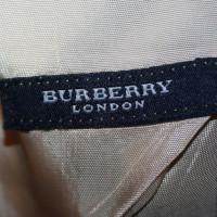 Burberry Wol top met Nova selectievakje