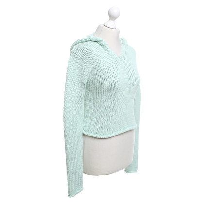 T by Alexander Wang Maglione in menta