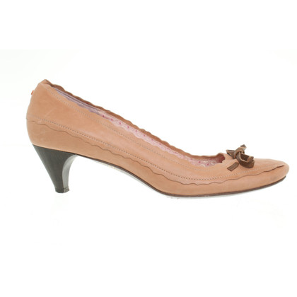 Boss Orange pumps in light brown
