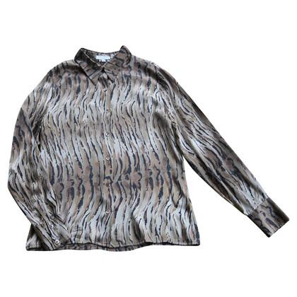 Equipment zijden blouse