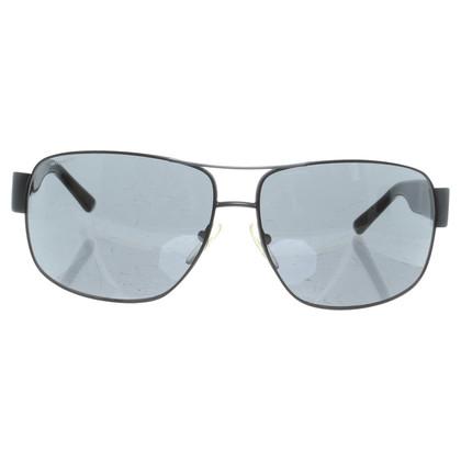 Prada zwart zonnebril
