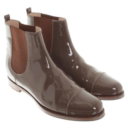 Unützer Boots in Taupe