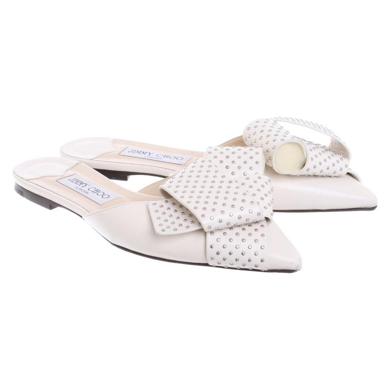 Jimmy Choo Slippers/Ballerinas Leather