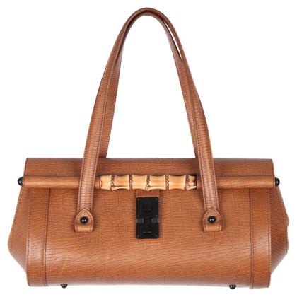 Gucci Lederhandtasche