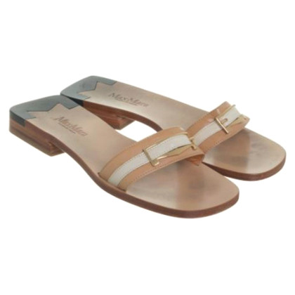 Max Mara Sandals in bicolour
