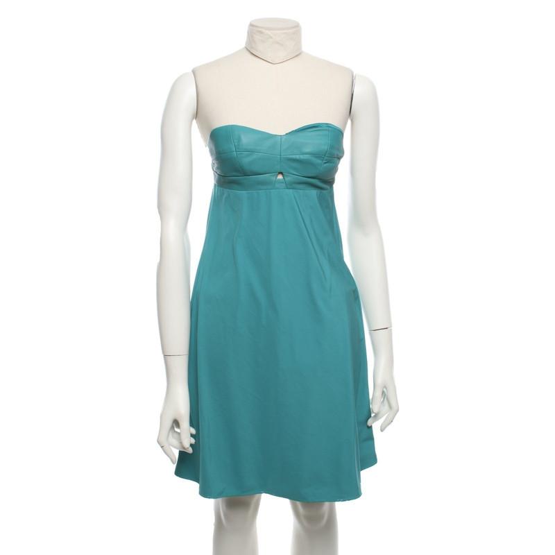 turquoise jurk kopen