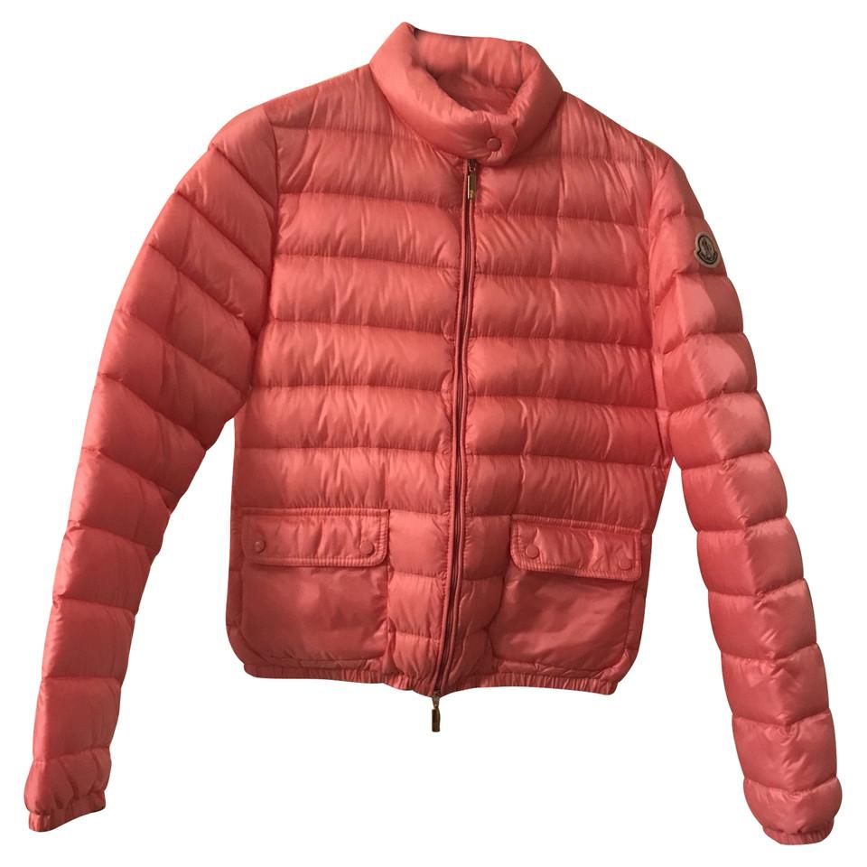 Moncler piumino rosa mezza stagione compra moncler for Piumino mezza stagione