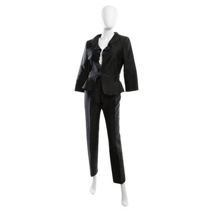 Valentino Pantsuit in black