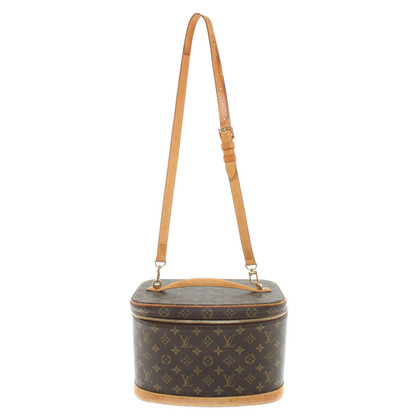 Louis Vuitton Beauty Case aus Monogram Canvas