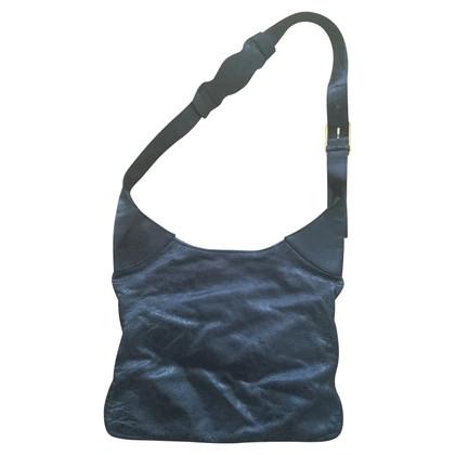 Balenciaga Schwarze Tasche mit Handspiegel