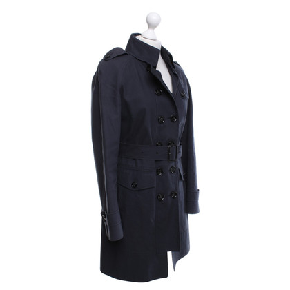 Burberry Trench in blu