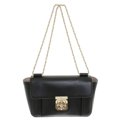 "Chloé ""Elsie Bag"" in Schwarz"