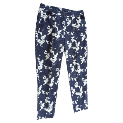 St. Emile Pants with rose pattern