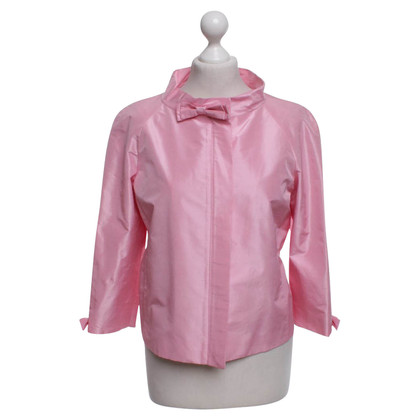 Blumarine Jacket made of silk