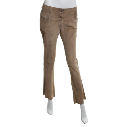 Dolce & Gabbana trousers suede