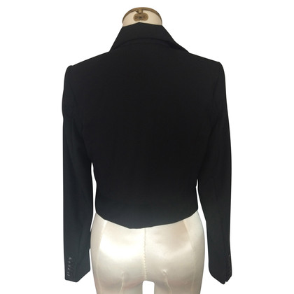 Karl Lagerfeld Short jacket in wool